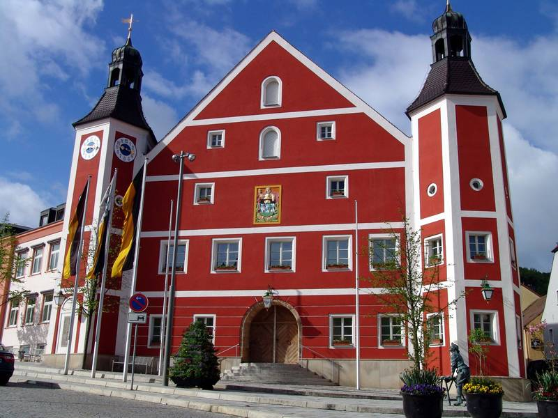 Burglengenfeld Rathaus