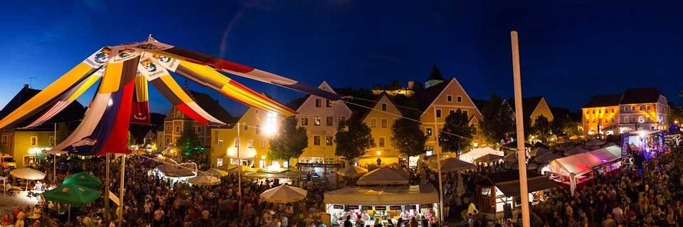 Bürgerfest Burglengenfeld