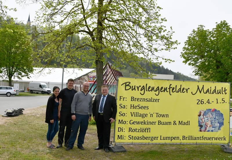 gute Qualität Factory Outlets elegant und anmutig Neu auf der Burglengenfelder Maidult: Oldtimer-Treffen ...